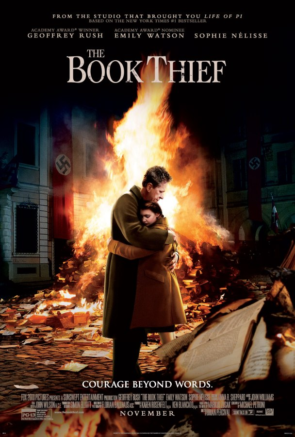 The Book Thief (2013) will steal your heart
