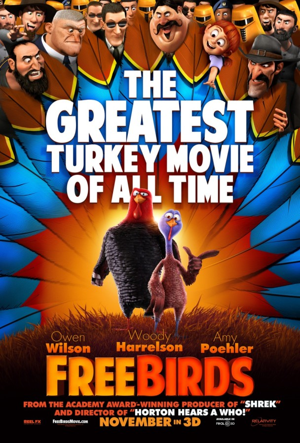 Free Birds (2013) – Quirky fun